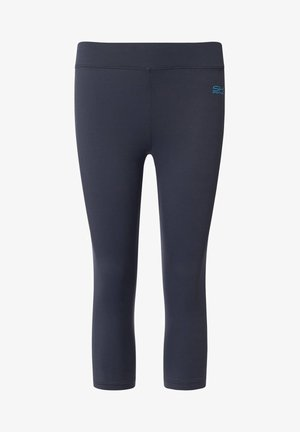 3/4 LEGGINGS - 3/4 sports trousers - grau