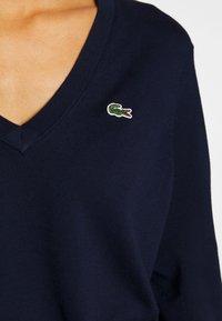 Lacoste - AF5475 - Sweater - navy blue - 5