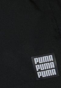 Puma - SWIM WOMEN HIGH WAIST - Badeshorts - black - 5