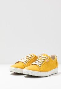 ECCO - ECCO SOFT 7 W - Sneakers laag - merigold - 4