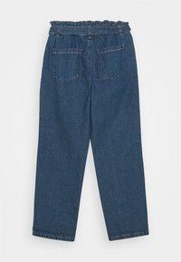 Benetton - KEITH KISS GIRL - Flared Jeans - blue denim - 1