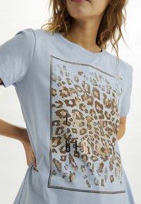 Cream - CRYARNA - T-shirt imprimé - cashmere blue - 3