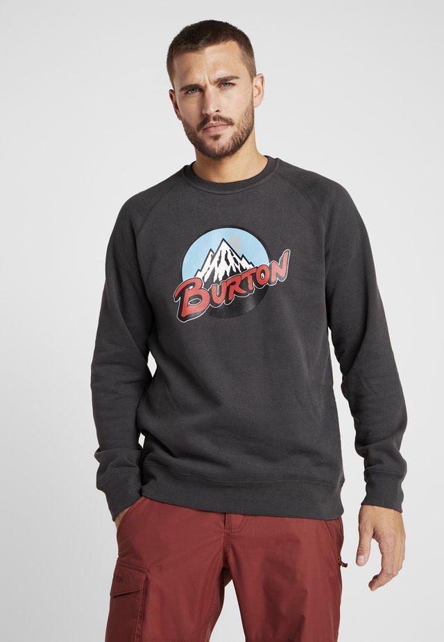 RETRO CREW - Sweatshirt - grey