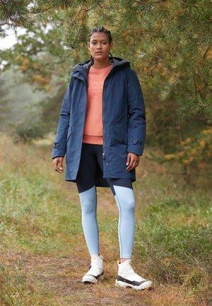 DUCAN BOA® HIGH GTX® - Hiking shoes - white/black