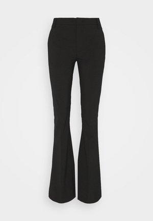 LEXI - Trousers - black