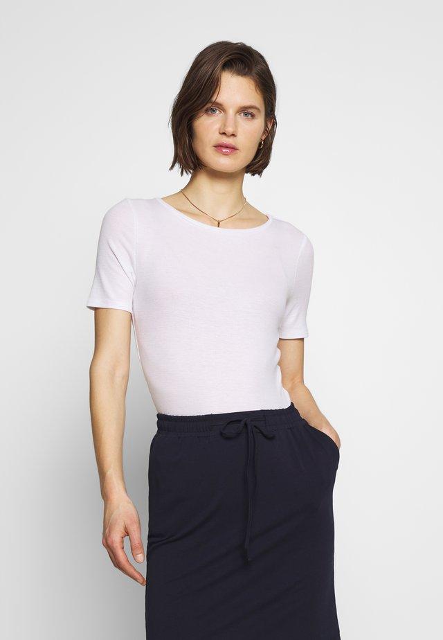 KURZARM - T-shirt basic - white