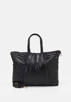 SPORTASTIC BAG - Weekend bag - black