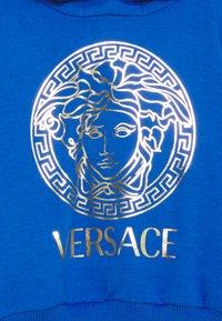 Versace - FELPA UNISEX - Sweatshirt - bluette - 2