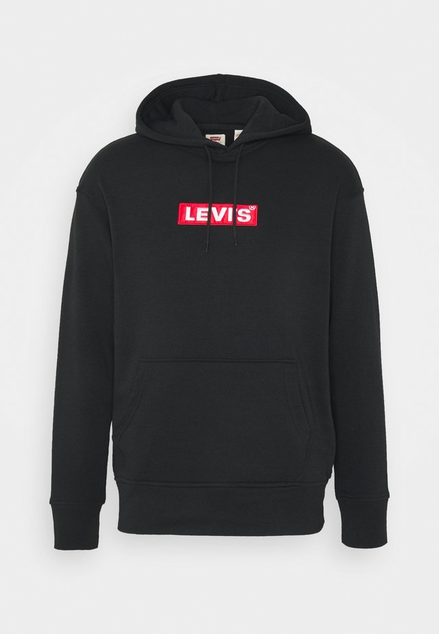 RELAXED GRAPHIC HOODIE UNISEX - Hoodie - blacks