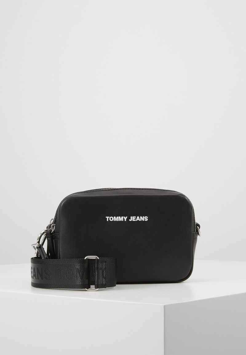 Tommy Jeans - FEMME CROSSOVER - Across body bag - black