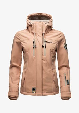 Outdoor jacket - apricot