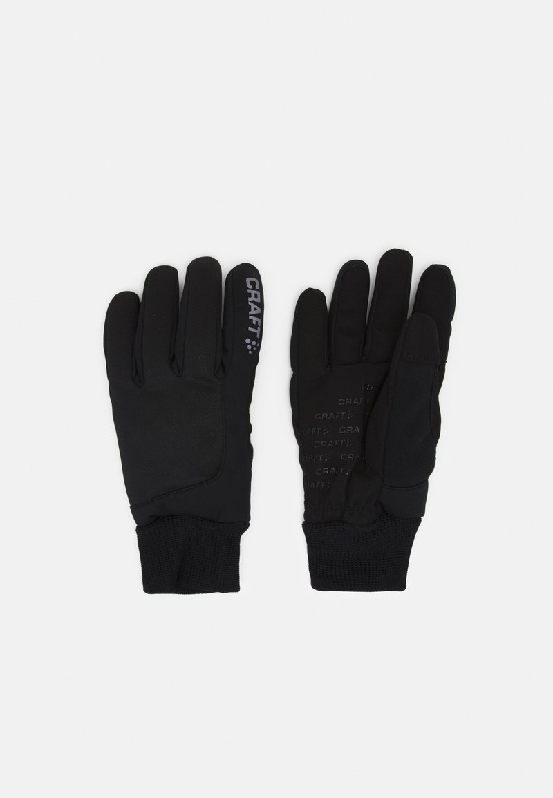 Craft - CORE INSULATE GLOVE - Gants - black