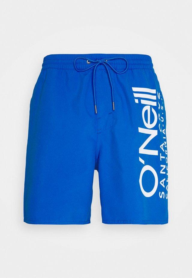 ORIGINAL CALI - Shorts da mare - victoria blue