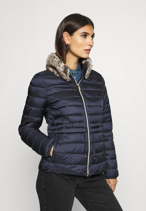 THINSU - Lett jakke - navy