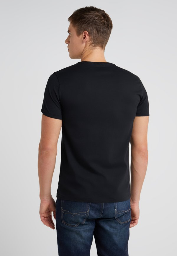 Polo Ralph Lauren T-shirt basic - black/czarny Odzież Męska NDLN