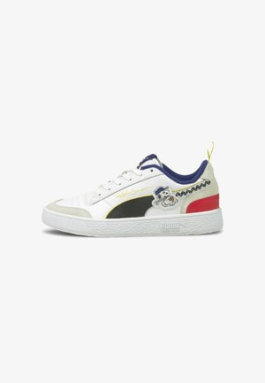 PEANUTS RALPH SAMPSON  - Trainers - white black