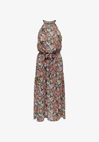 ONLY - NECKHOLDER - Maxi dress - pumice stone - 4
