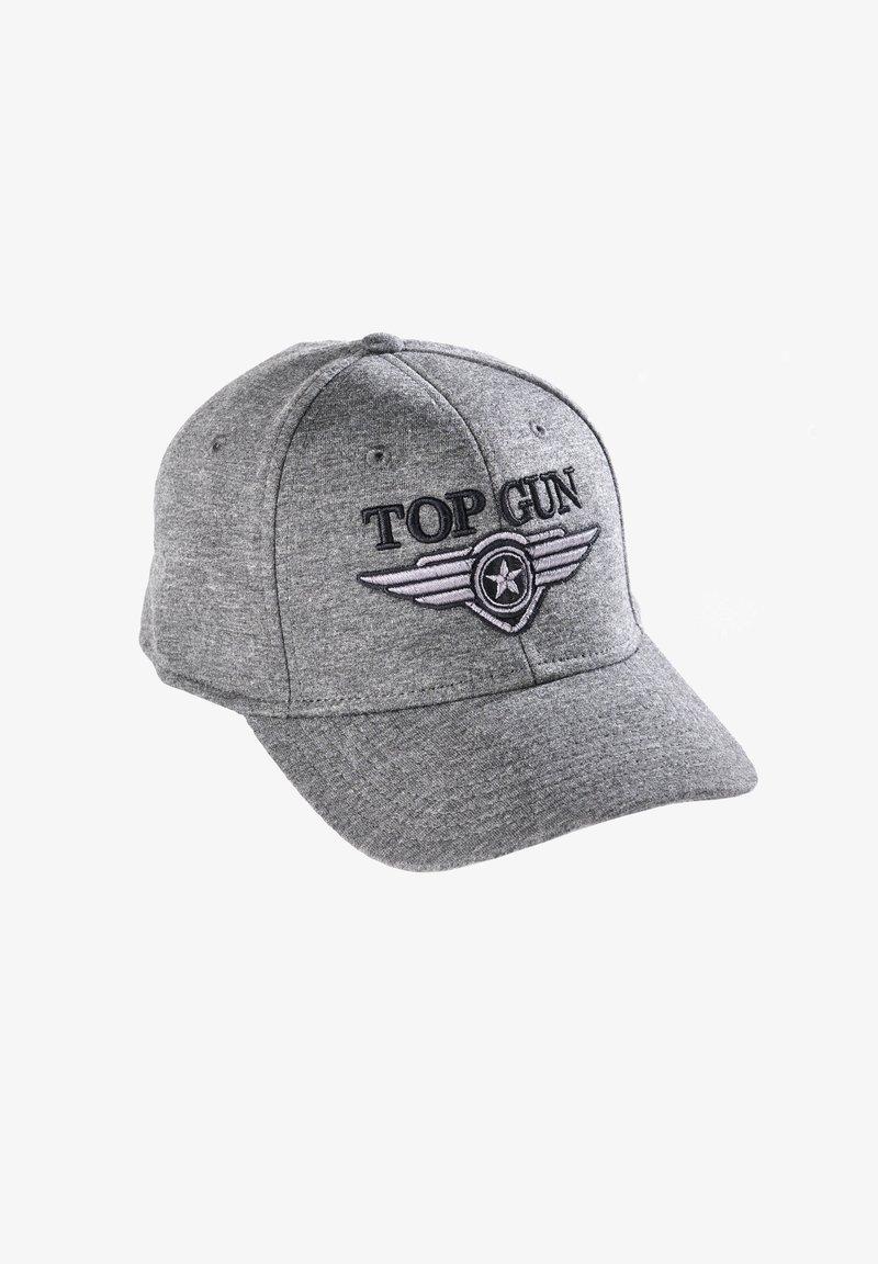 TOP GUN - Cap - black