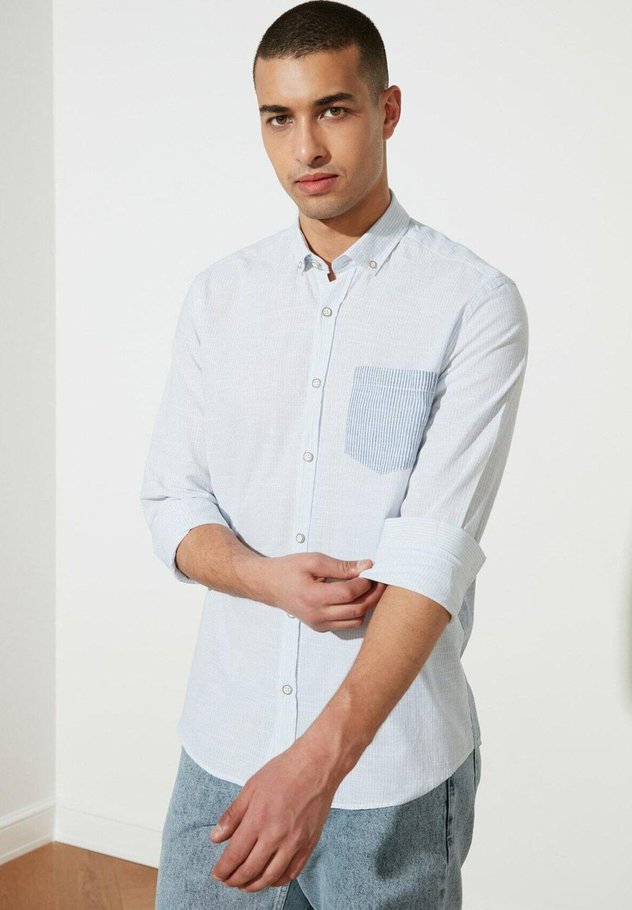 Hombre Camisa