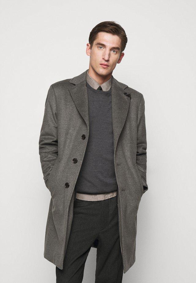 MORRIS - Halflange jas - grey