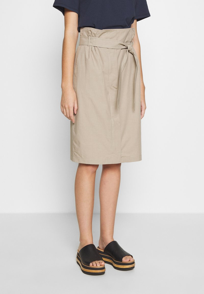 WEEKEND MaxMara - Pencil skirt - sand