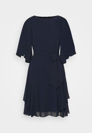 CLASSIC DRESS - Juhlamekko - lighthouse navy