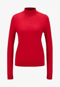 BOSS - FALIANA - Jumper - red - 3