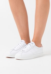 Superga - 2843 - Trainers - white/pink peach blush - 0