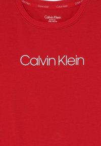 Calvin Klein Underwear - Pyjama set - rapid red/white - 3