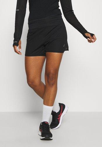 VENTILATE SHORT - Sports shorts - performance black