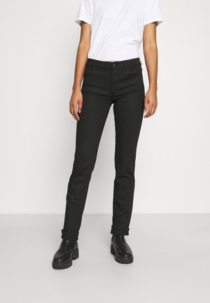Straight leg jeans - future black