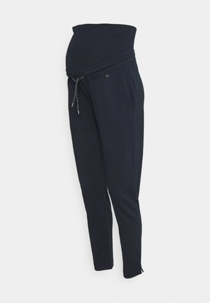 PANTS RELAX - Tracksuit bottoms - navy