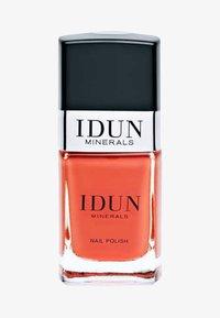IDUN Minerals - NAIL POLISH - Nail polish - karneol - orange - 0