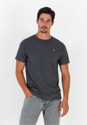 Basic T-shirt - dark grey vigore