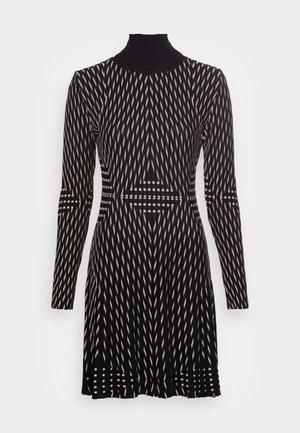 VEST CAMERON - Jumper dress - black