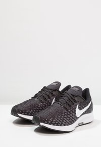 Nike Performance - AIR ZOOM PEGASUS 35 - Chaussures de running neutres - black/white/gunsmoke/oil grey - 2