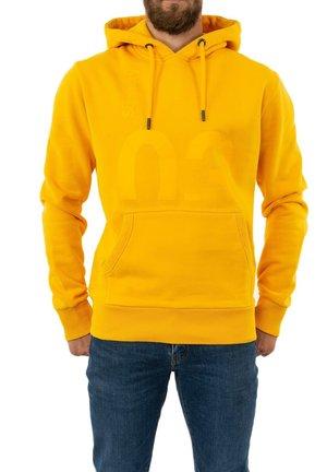 Hoodie - jaune
