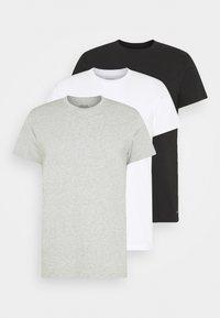 Calvin Klein Underwear - CLASSICS CREW NECK 3 PACK - Caraco - grey - 0