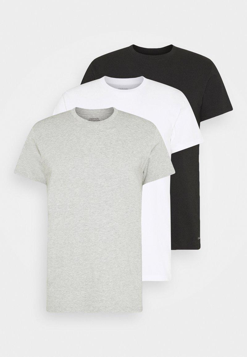 Calvin Klein Underwear - CLASSICS CREW NECK 3 PACK - Caraco - grey