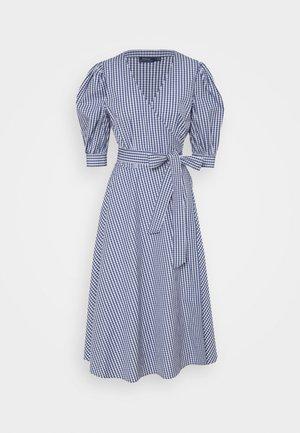 HEAVY WEIGHT - Vestito estivo - blue/white