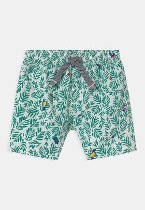 SHORT DE PLAGE - Swimming shorts - marshmallow/multico