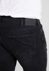 Jack & Jones - JJITIM JJORIGINAL - Straight leg jeans - black denim - 3