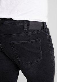 Jack & Jones - JJITIM JJORIGINAL - Jeans straight leg - black denim - 3