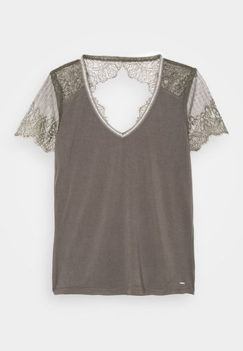 DEXIA - T-shirt imprimé - thym