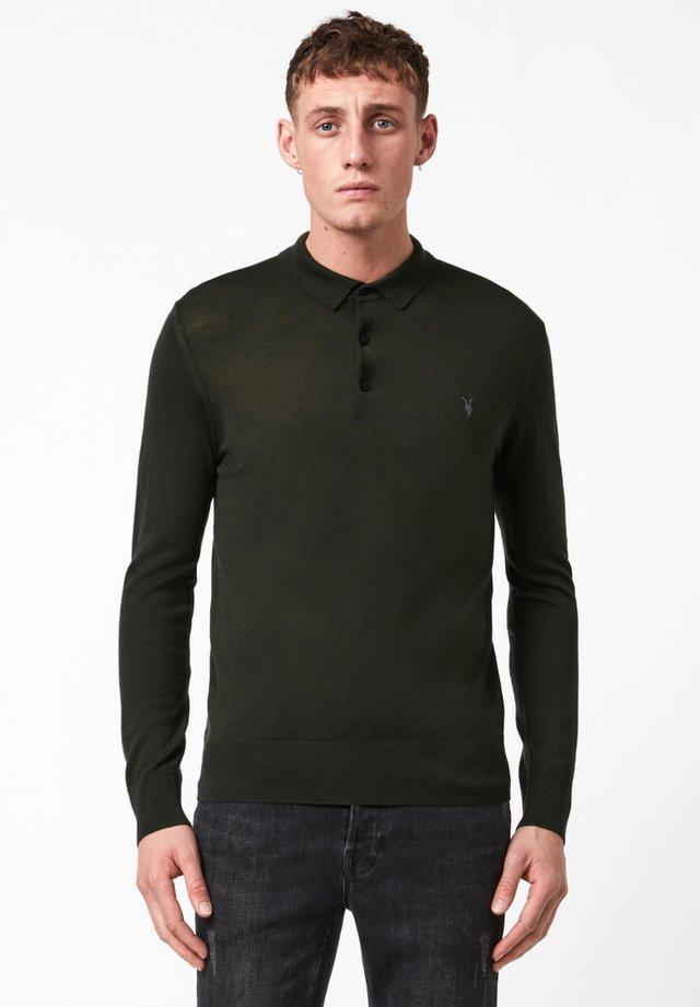 MODE - Poloshirt - dark green
