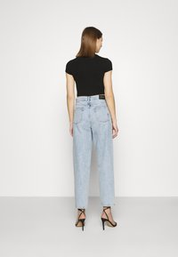 KENDALL + KYLIE - BALLOON PANTS - Jeansy Relaxed Fit - medium wash - 2