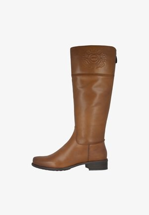 CANDENCE  - Boots - cognac