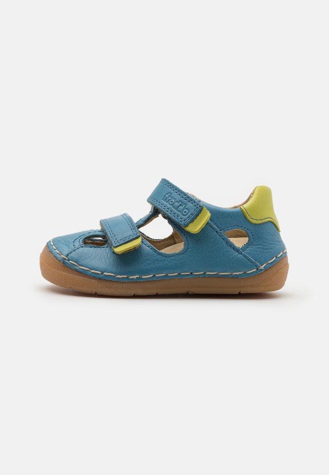 PAIX DOUBLE UNISEX - Sandaalit nilkkaremmillä - jeans