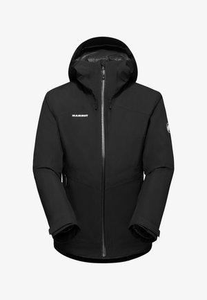 CONVEY 3 IN 1  - Light jacket - black-black