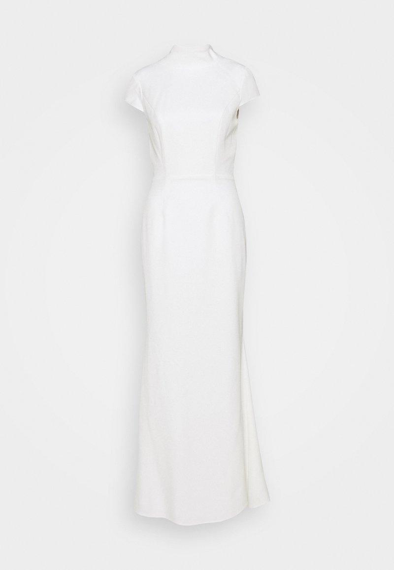 Jarlo - JAZZ - Společenské šaty - white